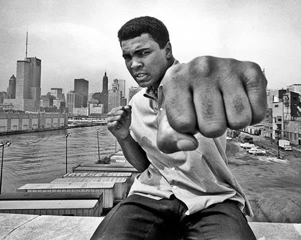Comment devenir un grand champion avec Mohamed Ali - Blog non verbal - Attitudes positives