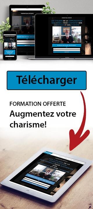 Facing Europacorp - Formation offert - Augmentez votre charisme et votre leadership